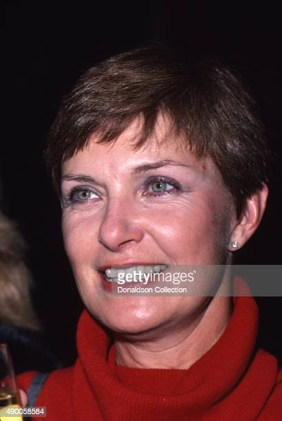Actress Joanne Woodward attends an event in December 1980 in Los Angeles California