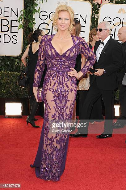 Actress Jobeth Williams attends the 71st Annual Golden Globe Awards held at The Beverly Hilton Hotel on January 12 2014 in Beverly Hills California