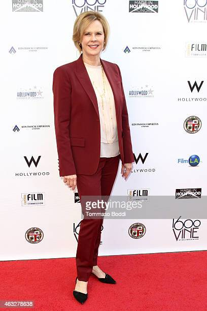 Actress JoBeth Williams attends the Made In Hollywood Honors held at 1600 Vine on February 12 2015 in Hollywood California