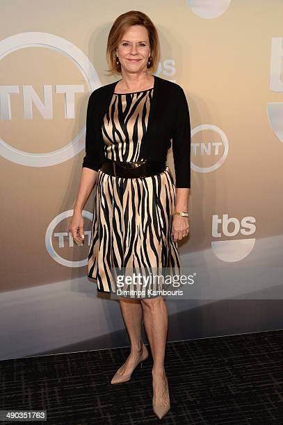 Actress JoBeth Williams attends the TBS / TNT Upfront 2014 at The Theater at Madison Square Garden on May 14, 2014 in New York City....