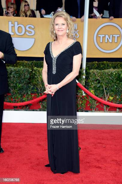 Actress JoBeth Williams President of the Screen Actors Guild Foundation arrives at the 19th Annual Screen Actors Guild Awards held at The Shrine...