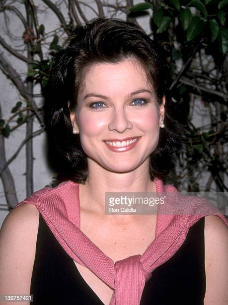 Actress Jodi Applegate attends NBC Fall TCA Press Tour on July 30 1999 at the Twin Palm Restaurant in Pasadena California