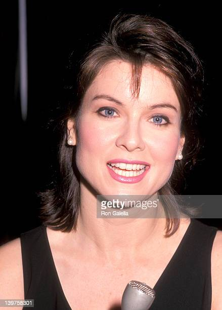 Actress Jodi Applegate attends the grand reopening of Radio City Music Hall on October 4 1999 in New York City