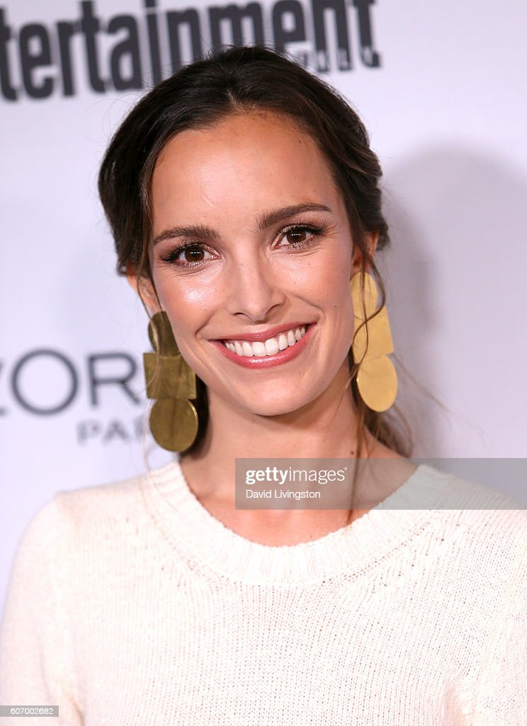 Entertainment Weekly's 2016 Pre-Emmy Party : News Photo