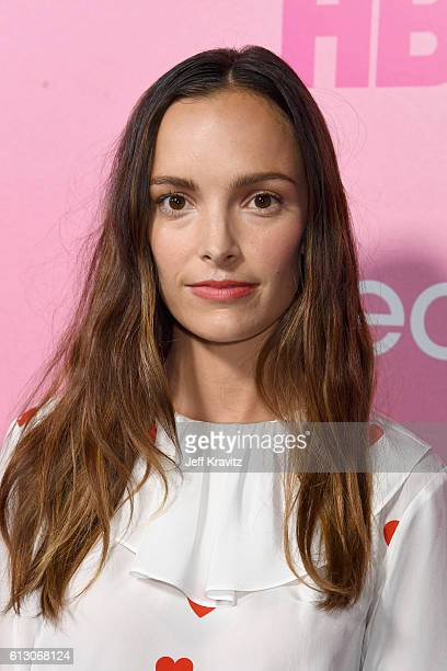 Actress Jodi Balfour attends the HBO's Insecure Premiere at Nate Holden Performing Arts Center on October 6 2016 in Los Angeles California