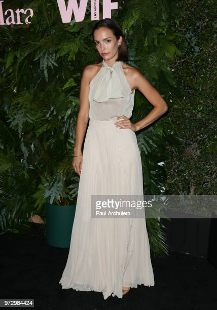 Actress Jodi Balfour attends the Max Mara WIF Face Of The Future event at the Chateau Marmont on June 12 2018 in Los Angeles California