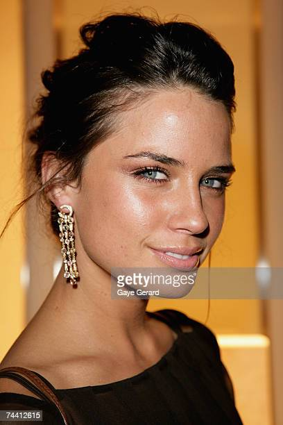 Actress Jodi Gordon attends the opening of Bulgari's first Australian twinstore with a gala cocktail party at the store's location on Castlereagh...