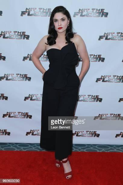 Actress Jodi Lyn O'Keefe attends 'Hit the Floor' Season 4 Cast Crew Premiere Screening on July 5 2018 in Los Angeles California