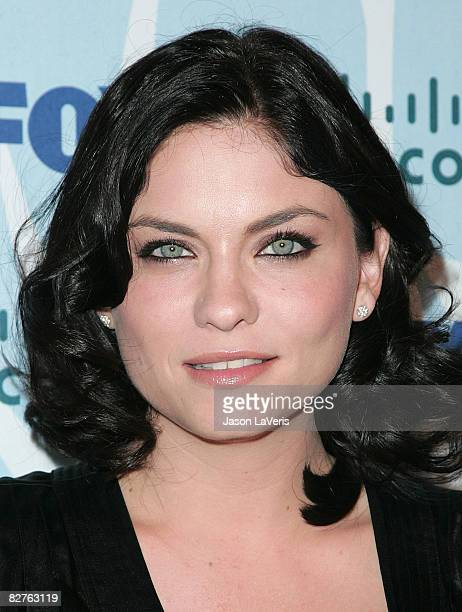 Actress Jodi Lyn O'Keefe attends the Fox fall ecocasino party at The London on September 8 2008 in West Hollywood California