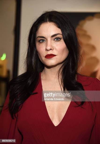 Actress Jodi Lyn O'Keefe attends the launch of Dita Von Teese and luxury fragrance brand Heretic Parfum's candle and fragrance collaboration...