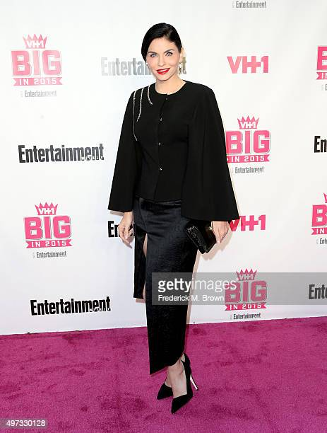Actress Jodi Lyn O'Keefe attends VH1 Big in 2015 With Entertainment Weekly Awards at Pacific Design Center on November 15 2015 in West Hollywood...