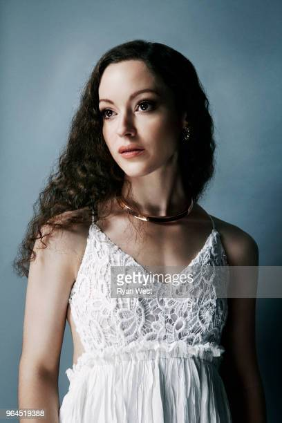 Actress Jodi Lynn Thomas is photographed in June 2016 in Los Angeles California