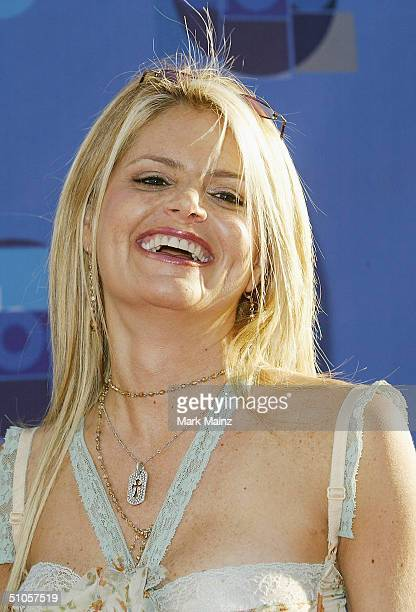 Actress Jodi Spolanski attends the 'ABC Television Network 2004 Summer Press Tour AllStar Party' at the C2 Caf July 13 2004 in Los Angeles California
