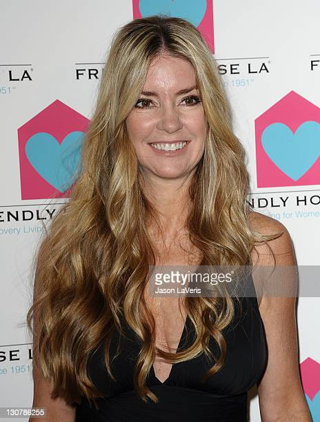 Actress Jodie Fisher attends Friendly House LA's 22nd annual awards luncheon at The Beverly Hilton hotel on October 29 2011 in Beverly Hills...
