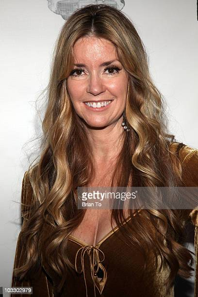Actress Jodie Fisher attends the Los Angeles premiere of 'Pig Hunt' at the Egyptian Theatre on May 5 2009 in Hollywood California