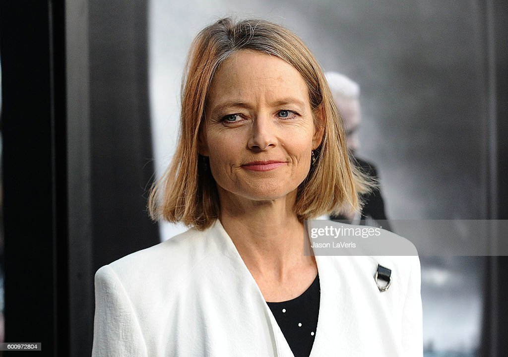 Actress Jodie Foster attends a screening of 'Sully' at Directors Guild Of America on September 8, 2016 in Los Angeles, California.