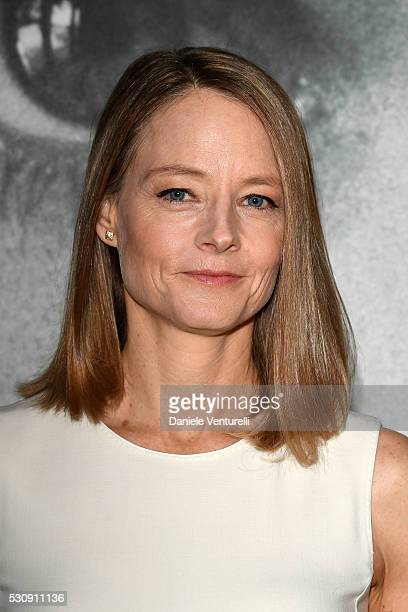 Actress Jodie Foster attends Kering Women In Motion Jodie Foster during the The 69th Annual Cannes Film Festival on May 12 2016 in Cannes