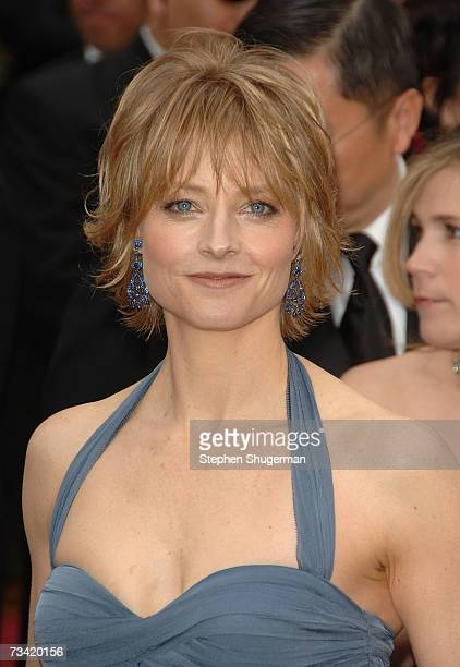 Actress Jodie Foster attends the 79th Annual Academy Awards held at the Kodak Theatre on February 25 2007 in Hollywood California