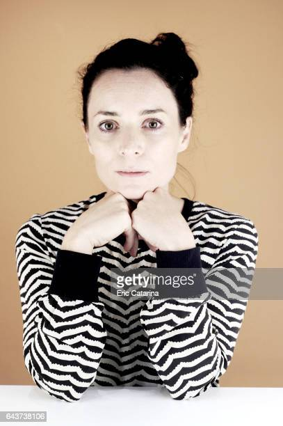Actress Jodie Hillock is photographed for Self Assignment on February 14 2017 in Berlin Germany