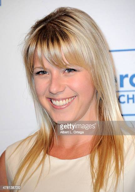 Actress Jodie Sweetin arrives for Cool Comedy Hot Cuisine To Benefit The Scleroderma Research Foundation held at the Beverly Wilshire Four Seasons...