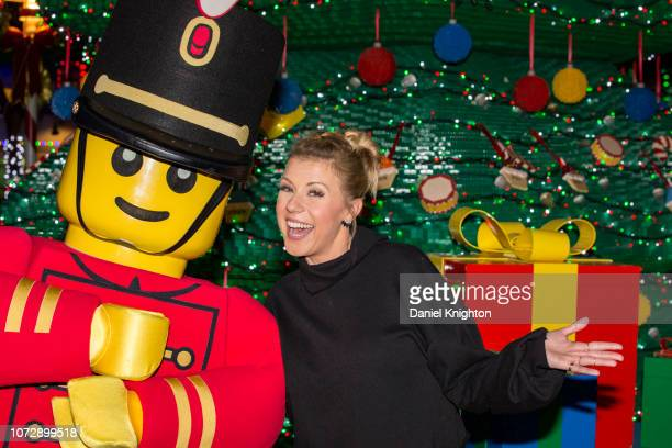 Actress Jodie Sweetin attends LEGOLAND California 16th Annual Tree Lighting at LEGOLAND California on November 26 2018 in Carlsbad California