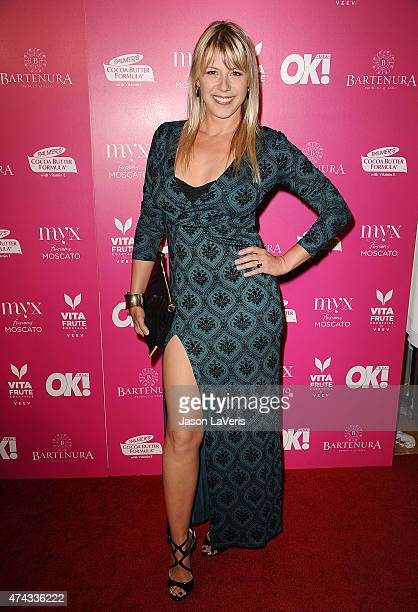 Actress Jodie Sweetin attends OK! Magazine's So Sexy event at SkyBar at the Mondrian Los Angeles on May 21, 2015 in West Hollywood, California.