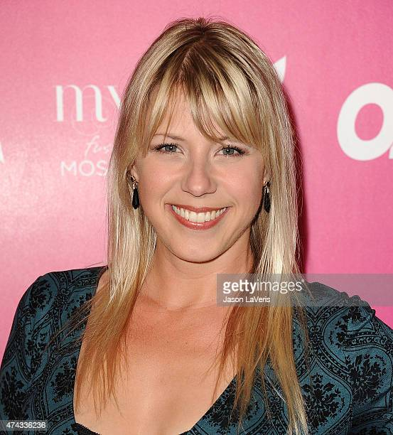 Actress Jodie Sweetin attends OK Magazine's So Sexy event at SkyBar at the Mondrian Los Angeles on May 21 2015 in West Hollywood California
