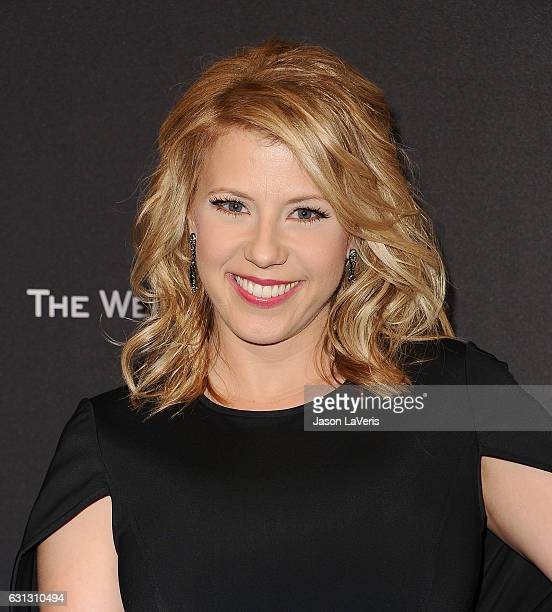 Actress Jodie Sweetin attends the 2017 Weinstein Company and Netflix Golden Globes after party on January 8, 2017 in Los Angeles, California.