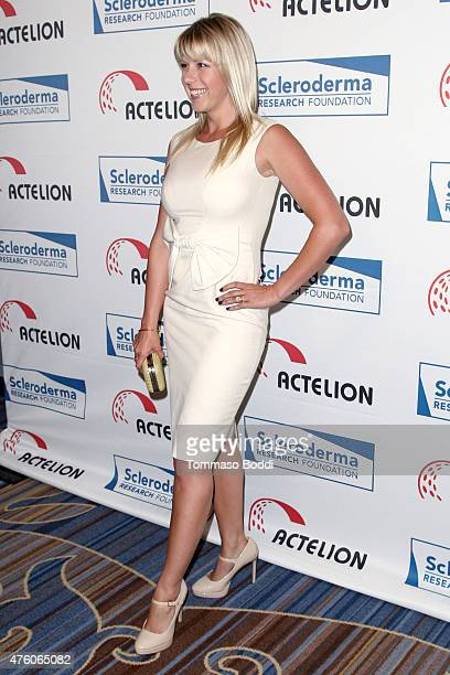 Actress Jodie Sweetin attends the Cool Comedy Hot Cuisine Benefit held at the Regent Beverly Wilshire Hotel on June 5 2015 in Beverly Hills California