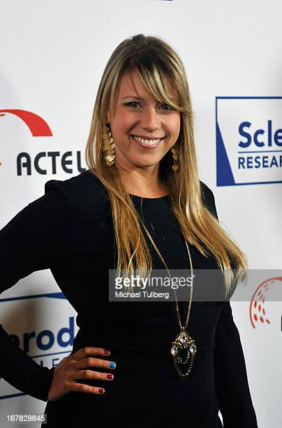 Actress Jodie Sweetin attends the Cool Comedy Hot Cuisine Event To Benefit The Scleroderma Research Foundation event at Regent Beverly Wilshire Hotel...