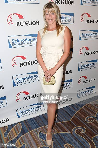 Actress Jodie Sweetin attends the 'Cool Comedy Hot Cuisine to benefit the Scleroderma Research Foundation at the Beverly Wilshire Four Seasons Hotel...