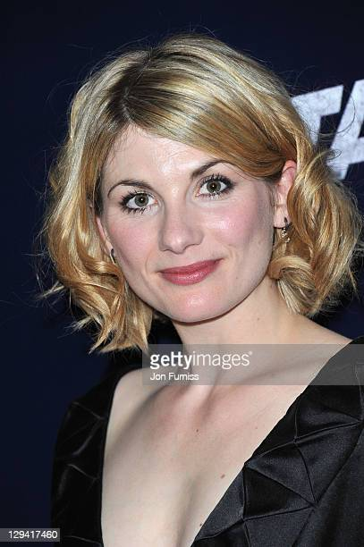 Actress Jodie Whittaker arrives for the 'Attack The Block' UK Premiere at Vue Leicester Square on May 4, 2011 in London, England.