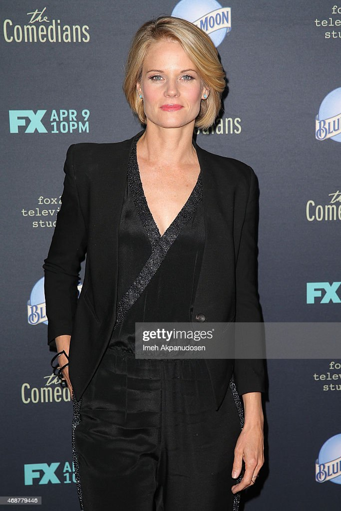 "Premiere Of FX's ""The Comedians"" - Arrivals"