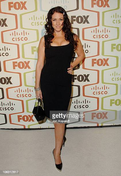 """Actress Joely Fisher arrives at the """"FOX Fall Eco-Casino Party"""" at Area on September 24, 2007 in Los Angeles, California."""