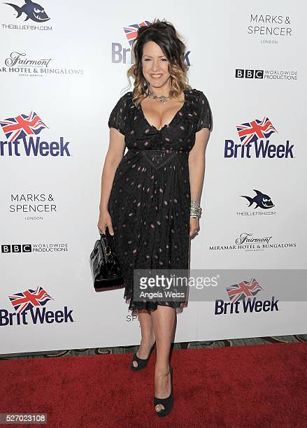 Actress Joely Fisher attends BritWeek's 10th Anniversary VIP Reception Gala at Fairmont Hotel on May 1 2016 in Los Angeles California