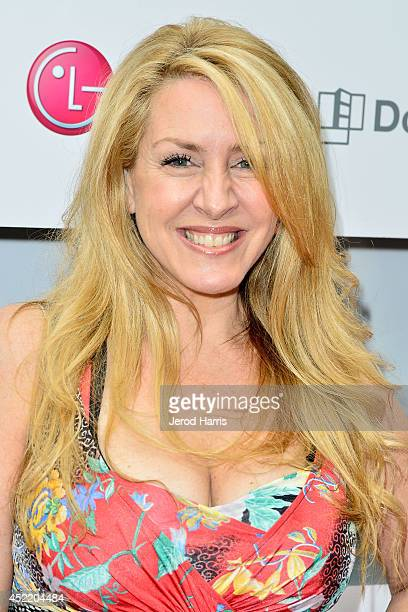 Actress Joely Fisher attends LG and Chef Sandra Lee Host LG Junior Chef Academy to celebrate the launch of the DoorinDoor Refrigerator with...
