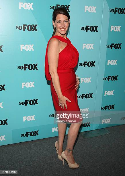 Actress Joely Fisher attends the 2009 FOX UpFront after party at the Wollman Rink in Central Park on May 18 2009 in New York City