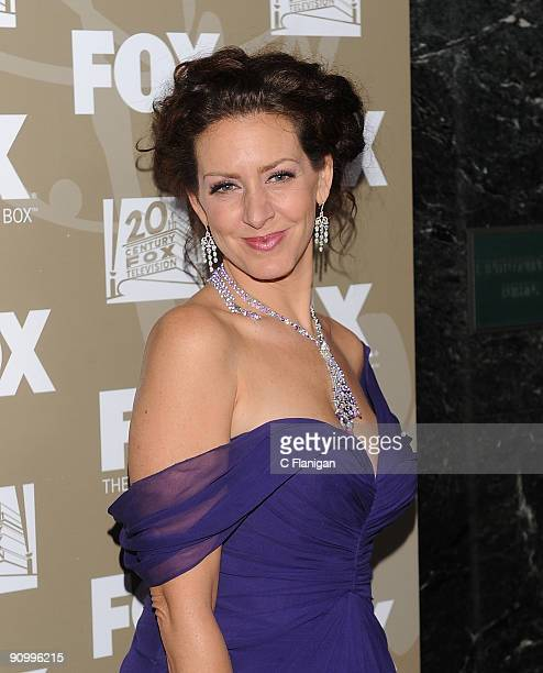 Actress Joely Fisher attends the 20th Century Fox and FX 2009 Emmy Party at Cicada on September 20 2009 in Los Angeles California