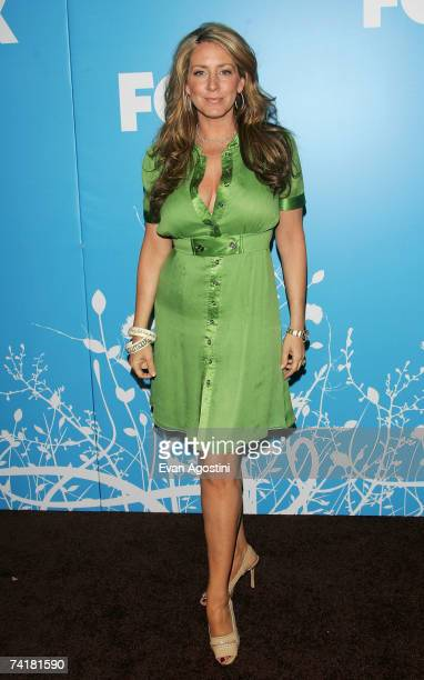 Actress Joely Fisher attends the FOX 2007 Programming presentation at the Wollman Rink in Central Park on May 17 2007 in New York City