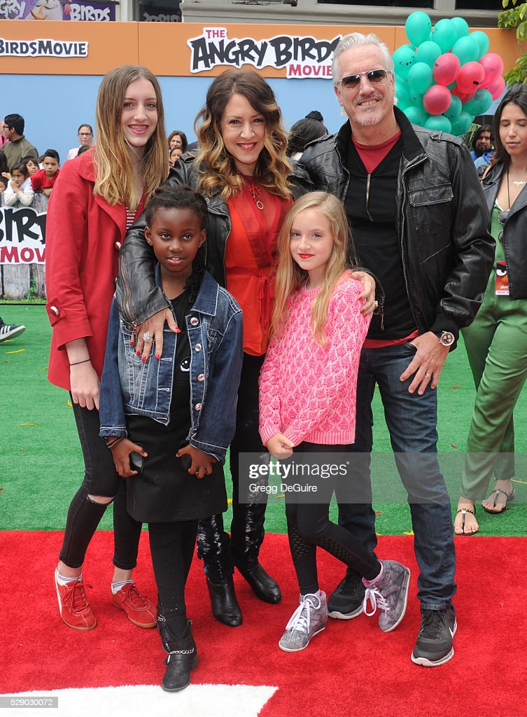"Premiere Of Sony Pictures' ""The Angry Birds Movie"" - Arrivals"