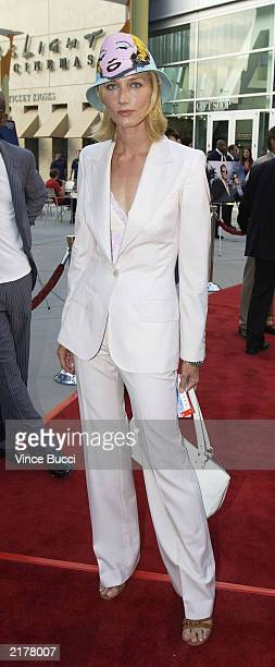 Actress Joely Richardson attends a screening of the pilot episode of the FX original television drama series 'Nip/Tuck' on July 19 2003 at the...