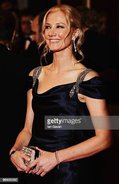 Actress Joely Richardson attends the Orange British Academy Film Awards 2010 at the Royal Opera House on February 21 2010 in London England