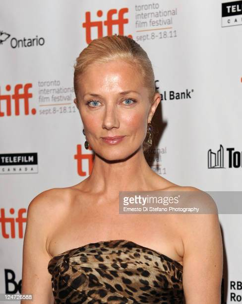 Actress Joely Richardson attends the premiere of 'Anonymous' at The Elgin during the 2011 Toronto International Film Festival on September 11 2011 in...