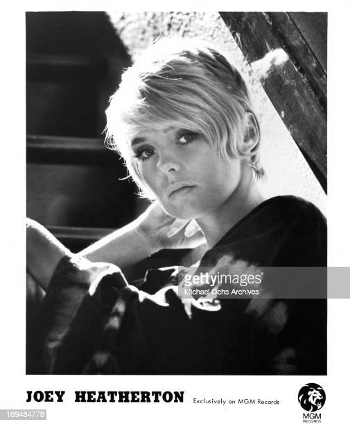 Actress Joey Heatherton poses for a portrait in circa 1970