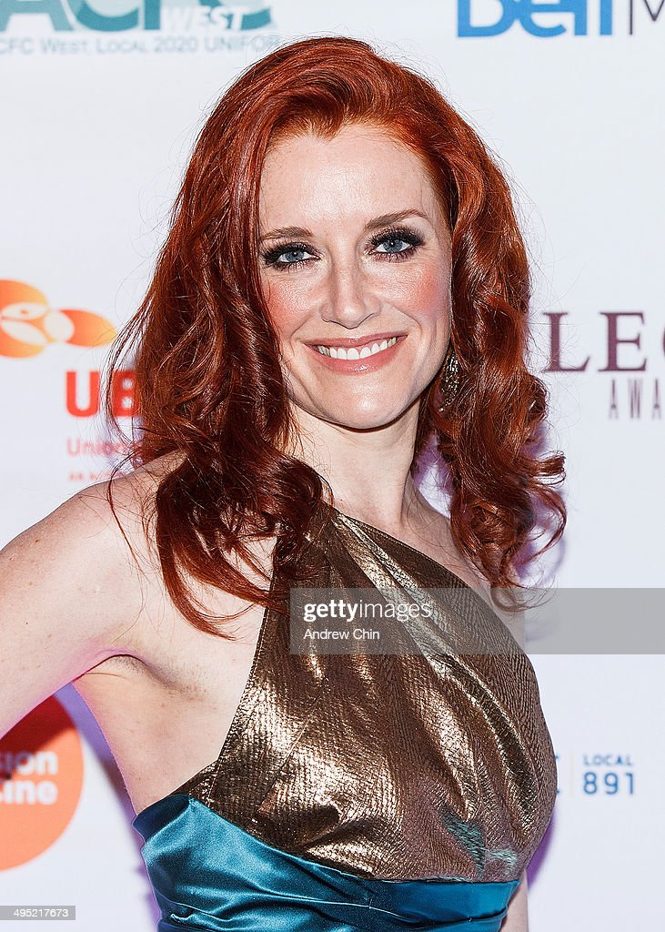 Actress Johanna Newmarch attends the 2014 Leo Awards - Gala Awards Ceremony at Fairmont Hotel Vancouver on June 1, 2014 in Vancouver, Canada.