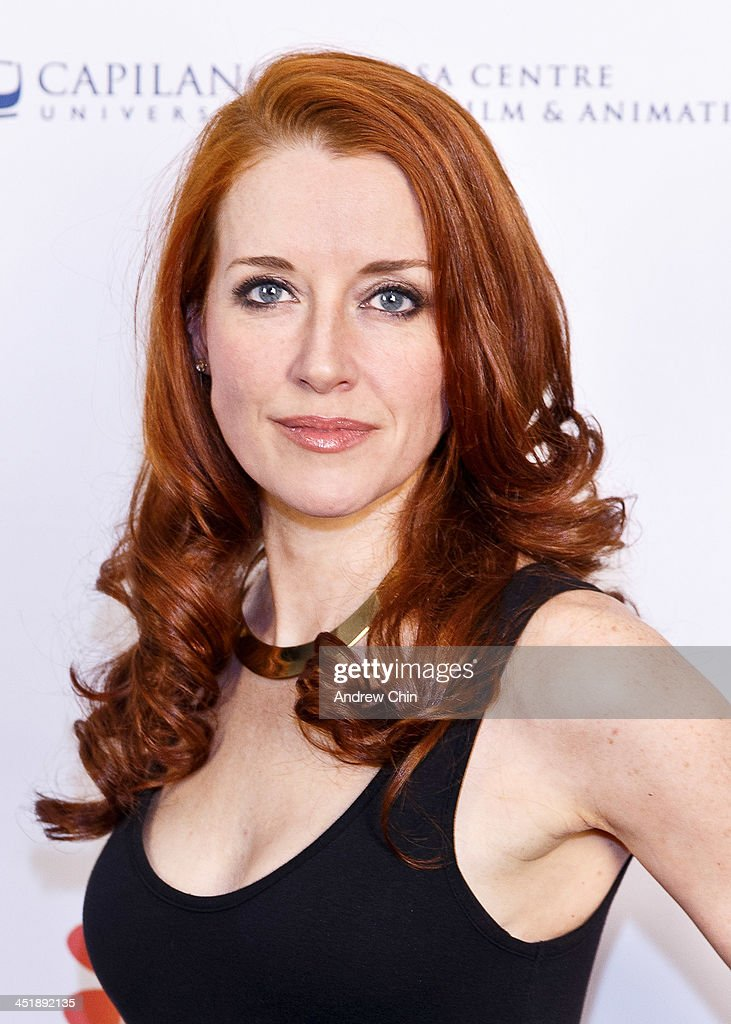 Actress Johannah Newmarch arrives at 2013 UBCP/ACTRA Awards on November 24, 2013 in Vancouver, Canada.