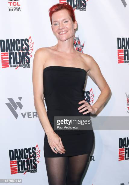 """Actress Jolene Andersen attends the premiere of """"Where We Disappear"""" at the 2019 Dances With Films Festival at TCL Chinese Theatre IMAX on June 21,..."""