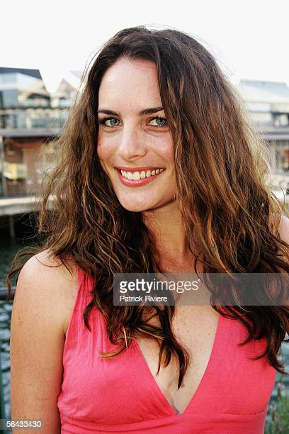 Actress Jolene Anderson attends the Channel 7 Cocktail Party in Pyrmont on December 14, 2005 in Sydney, Australia.