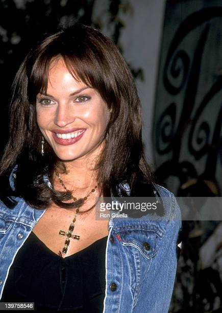 Actress Jolene Blalock attends UPN Network Winter TCA Press Tour on January 14, 2002 at the Twin Peaks Hotel in Pasadena, California.
