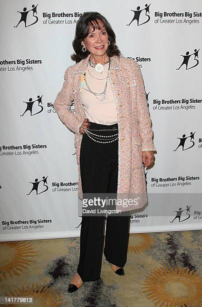 Actress Jolene Brand attends Big Brothers Big Sisters of Greater Los Angeles presents Accesories for Success at The Beverly Hills Hotel on March 23...